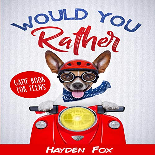 『Would You Rather: Game Book for Teens』のカバーアート
