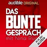 Flg. 5 - Olivia Jones im BUNTE Gespräch. Mit Nina Ruge