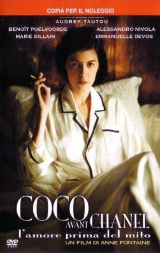 DVD Coco Avant Chanel - Amore Prima Del Mito