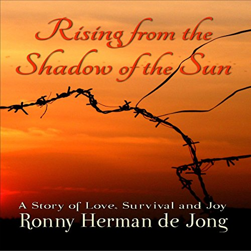 Rising from the Shadow of the Sun audiobook cover art