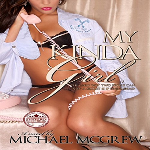 My Kinda Girl audiobook cover art