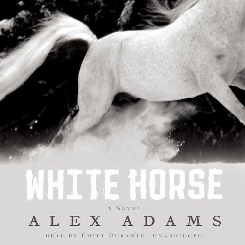 White Horse audiobook cover art