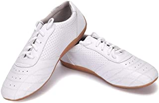 JINFAN Chaussures d'arts Martiaux Chaussures De Tai Chi pour Femmes Hommes Chaussures De Tai Chi Chaussures Martiales Wuda...