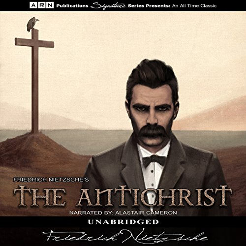 The Antichrist audiobook cover art