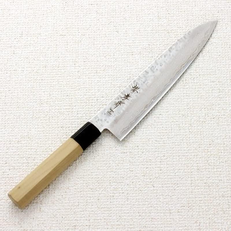 Sakai Takayuki 45 Layer Damascus Wa Gyutou 240mm 9 4