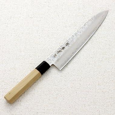 Sakai Takayuki 45 Layer Damascus Wa Gyutou 240mm (9.4 )