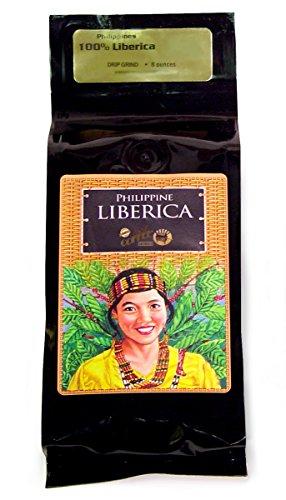 Philippine Liberica Ground Coffee