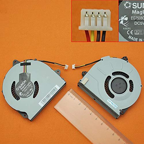 Kompatibel für IBM Lenovo IdeaPad Z50, Z50-70, Z50-75, Z50-80 Lüfter Kühler Fan Cooler