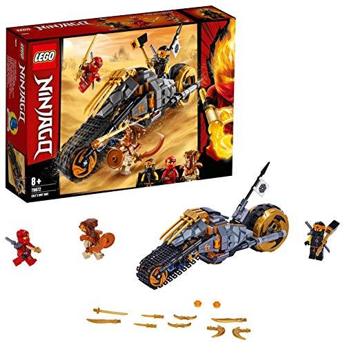 lego ninjago bike