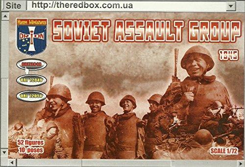 ORION ori72048 – Modèle Kit Soviet Assault Group, 1945, Figurines