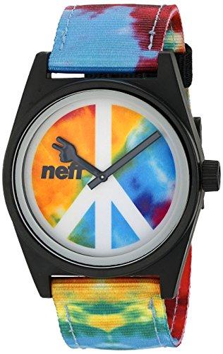 Neff Unisex NF0209HIPP Daily Woven Analog Display...