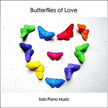 Butterflies of Love (Instrumental Piano Solos) - Happy Music Uplifting Joyful Songs