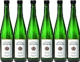 Schloss Vollrads Riesling Kabinett 2017 Trocken (6 x 0.75 l)