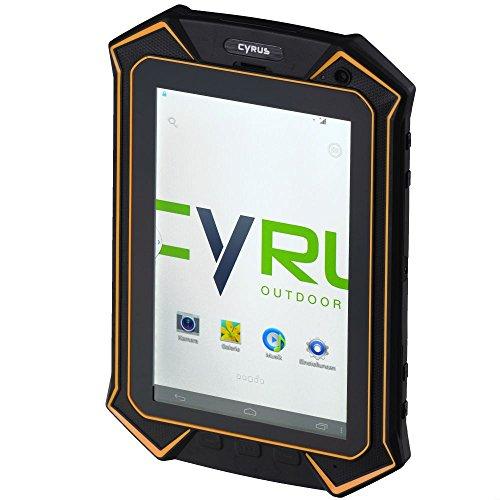 Cyrus CT1 17,8 cm (7,0 Zoll) Tablet-PC (MTK MT8382V/W 1,3GHz, 1GB RAM, 8GB HDD) schwarz