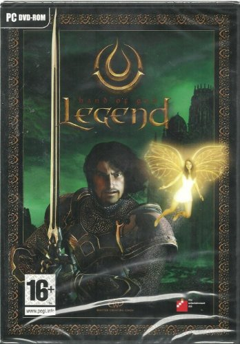 Legend Hand Of God (IT) [Importación italiano]