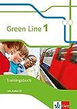 Green Line 1: Trainingsbuch mit Audio-CD Klasse 5 (Green Line. Bundesausgabe ab 2014) - Harald Weisshaar