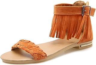BalaMasa Womens ASL06773 Pu Fashion Sandals