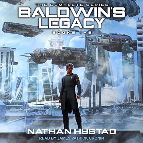 Baldwin's Legacy Boxed Set cover art