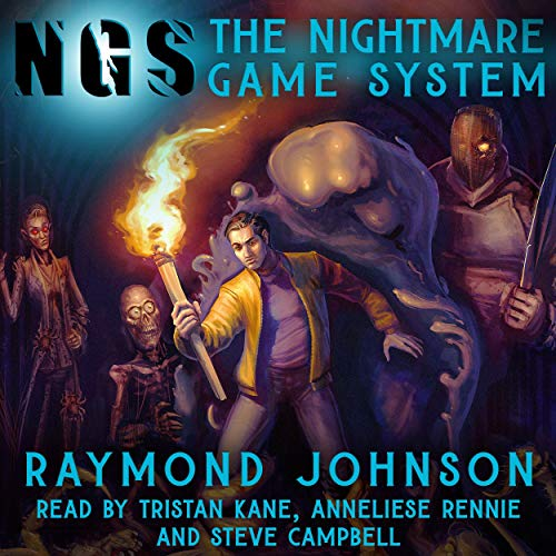 The Nightmare Game System cover art