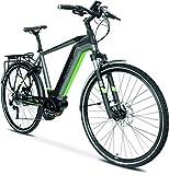TechniBike TREKKING Herren E-Bike (Pedelec, Elektrofahrrad, Trekkingbike, 600Wh Continental Akku,...