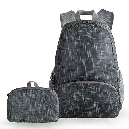 収納バッグ超軽量アウトドアバックパックメイクアップバッグ登山バッグ折りたたみ式バックパック軽量トラベルバッグ防水折りたたみ収納バッグ
