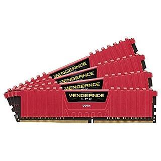 Corsair Vengeance LPX 64GB DDR4 DRAM C13 Memory Kit (4X16GB in a Pack) (B017NW5IOA) | Amazon price tracker / tracking, Amazon price history charts, Amazon price watches, Amazon price drop alerts
