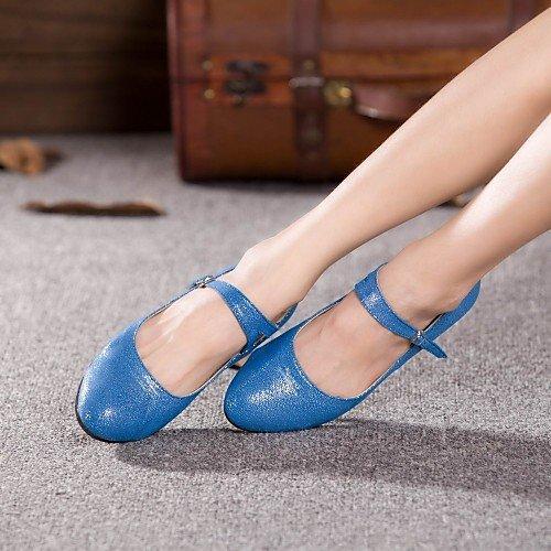 T.T-Q Zapatos Baile Las Mujeres Moderno