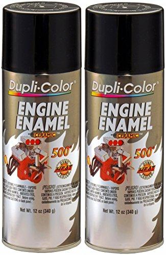 duplicolor engine black - 3