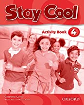 Stay Cool 4: Activity Book - 9780194412407