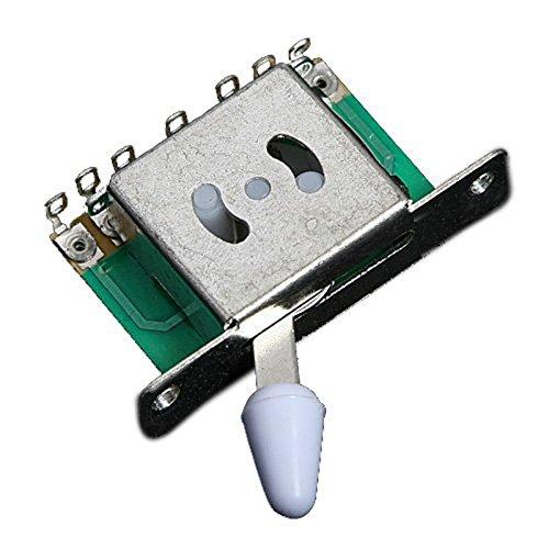 Gesh 1 interruptor selector de 5 vías para reemplazo Tele Strat.