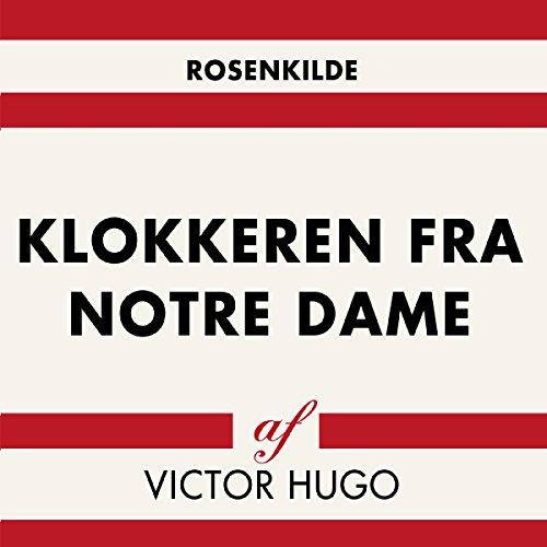 Klokkeren fra Notre Dame audiobook cover art