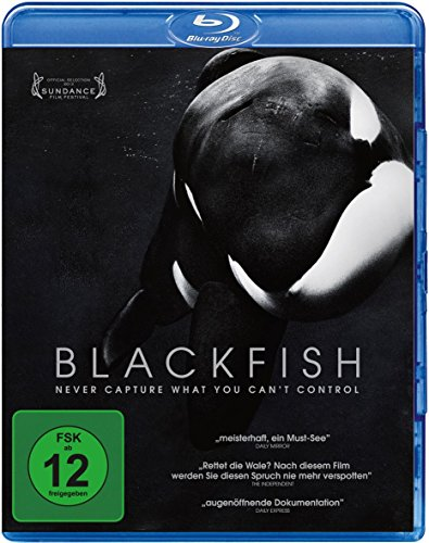 Blackfish - Never capture what you can\'t control [Blu-ray]