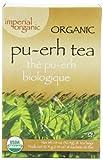 Imperial Organic Tea, Pu-Erh, 18 Tea Bags (Pack of 4)