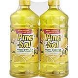 Pine-Sol Multi-Surface Cleaner, Lemon Fresh Scent,...