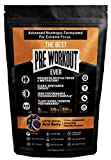 The Best Pre Workout Ever All Natural Nootropic Preworkout Powder - Clean Energy Boost Focus & Strength - Muscle Builder Supplement for Men & Women - Keto Friendly Plant Based & Limited Acai Berry