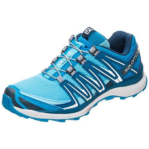 Salomon XA Lite, Calzado de Trail Running para Mujer, Azul (Aquarius/Hawaiian Surf/Poseidon), 36 EU