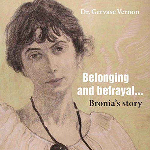 Belonging and Betrayal audiobook cover art