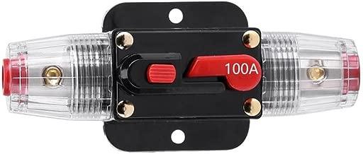Best 100 amp car audio circuit breaker Reviews