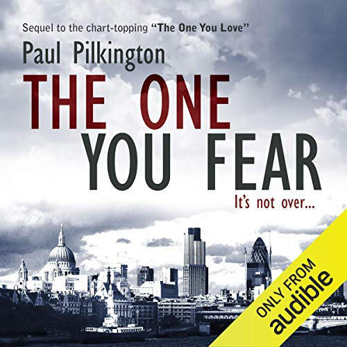 The One You Fear audiobook cover art