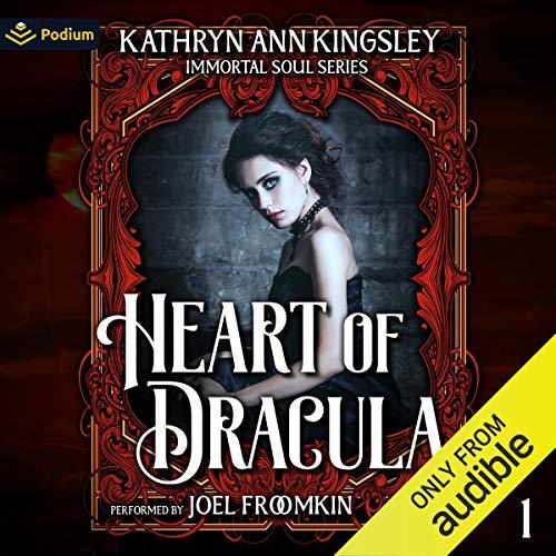 Heart of Dracula Audiobook By Kathryn Ann Kingsley cover art