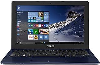ASUS モバイルノートパソコン VivoBook ダークブルー E202SA-FD0076TS