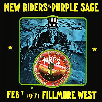 Live At Fillmore West, 1971 (Remastered)