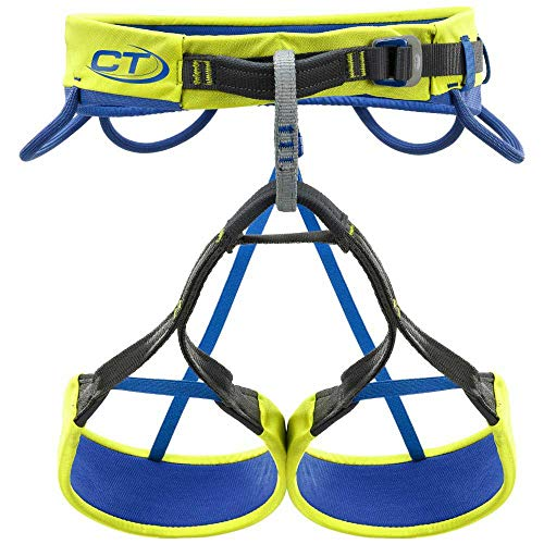 Climbing Technology Quarzo Verde Lime/Blu, L