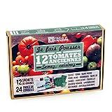 Jardin de tomates anciennes coffret 12 sachets