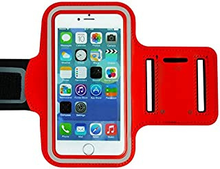 Armband Red Exercise Case for ZTE Solar