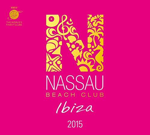 Nassau Beach Club Ibiza 2015