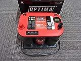 OPTIMA BATTERIES [ オプティマバッテリー ] 国産車バッテリー [ レッドトップ ]Red Top S-3.7L 8020-255