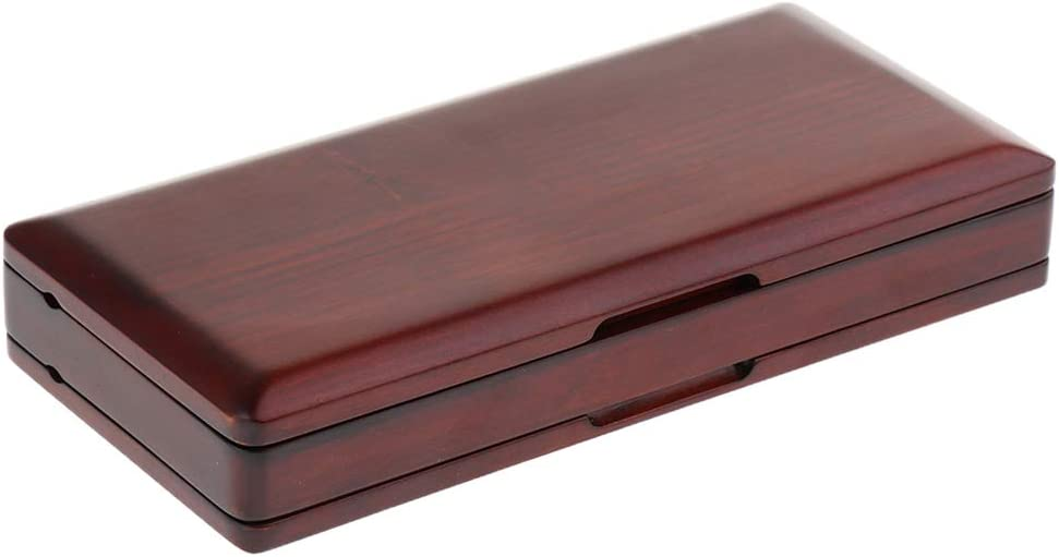 40 Reeds Case Box Great interest Holder Max 52% OFF Organizer Flannel With Slot Oboe