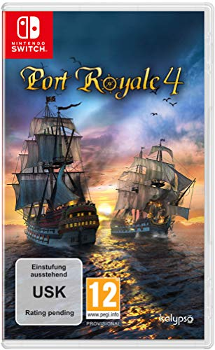 Port Royale 4 (Nintendo Switch)