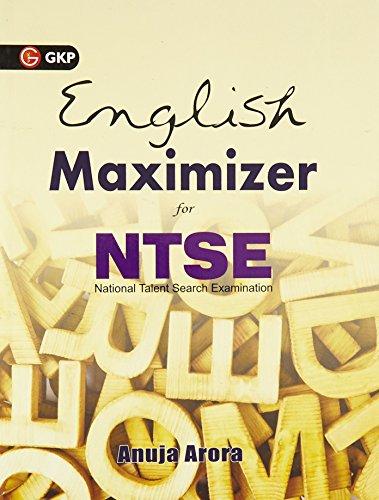 English Maximizer for NTSE (National Talent Search Examination)